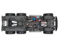 Автомобиль Traxxas TRX-6 Mercedes-Benz G 63 AMG 6x6 Silver