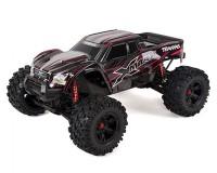 Монстр Traxxas X-Maxx Brushless Monster 8S 1:5 RTR 779 мм 4WD TSM 2,4 ГГц (77086-4 Red)