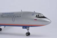 Сборная модель Звезда российский авиалайнер «ТУ-154М» 1:144