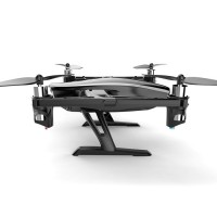 Квадрокоптер UDIRC U28 Freelander 3D с HD 720p камерой черный
