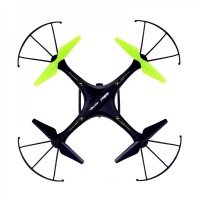 Квадрокоптер UDIRC U42W Petrel 360мм HD WiFi камера черный