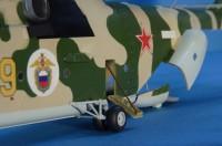 Сборная модель Звезда вертолёт «Ми-26» 1:72