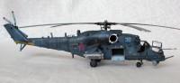 Сборная модель Звезда вертолет «Ми-35М» 1:72 (подарочный набор)