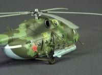 Сборная модель Звезда вертолет «Ми-8T» 1:72 (подарочный набор)