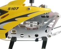 Вертолёт Syma S107G с дистанционным управлением (жёлтый)