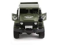 Военный грузовик JJRC Q62 (зеленый)
