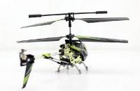 Вертолёт WLToys S929 с автопилотом 3-к микро и/к (зеленый)