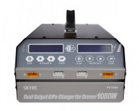 Зарядное устройство дуо SkyRC PC1080 20A/1080W с/БП универсальное