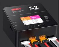 Зарядное устройство ISDT D2 Dual XT60 AC 100-240 В 12 A 200 Вт 1-6S