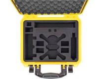 Жесткий кейс HPRC2300 для DJI Spark Fly More Combo, желтый