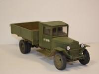 Сборная модель Звезда советский грузовой автомобиль «ЗиС-5В» 1:35