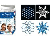 Конструктор ZomeTool Ice Crystals and Stars