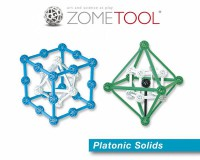 Конструктор ZomeTool Platonic Solids