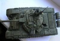 Сборная модель Звезда танк с активной броней Т-72Б 1:35 (подарочный набор)
