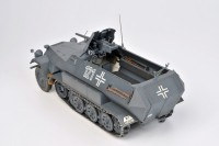 Сборная модель Звезда Ханомаг с пушкой 1:35 (подарочный набор)