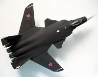 Сборная модель Звезда самолет Су-47
