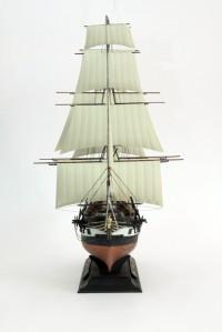 Сборная модель Звезда французского фрегата