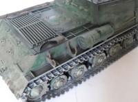 Сборная модель Звезда советский истребитель танков ИСУ-152 «Зверобой» 1:72