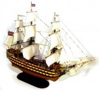 Сборная модель Звезда корабль Нельсона