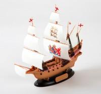 Сборная модель Звезда флагманский корабль Френсиса Дрейка «Ревендж» 1:350