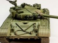 Сборная модель Звезда российский основной боевой танк «Т-72А» 1:35