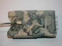 Сборная модель Звезда российский основной танк с активной бронёй «Т-72Б» 1:35