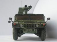 Сборная модель Звезда американский противотанковый комплекс «ТОУ» на вездеходе «Хаммер» 1:35