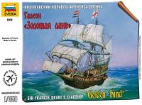 Сборная модель Звезда корабль Френсиса Дрейка