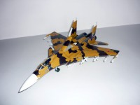 Сборная модель Звезда самолет Су-37 1:72 (подарочный набор)