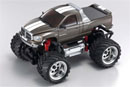 MINI-Z Monster DODGE RAM 1500 Gun Met,  электро, L=170мм (Kyosho, 30091GM)