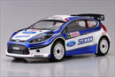 Kyosho DRX VE 2010 FORD FIESTA EP 4WD 1/9 (Kyosho, 30881B)