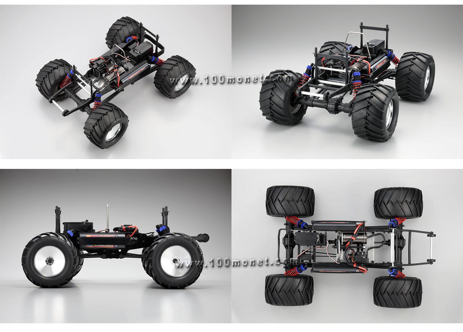 Kyosho MA013B Steering Clank Set
