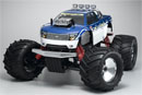 GIGA CRUSHER SF w/GXR28, 1/8, ДВС 4,6 куб (Kyosho, 31144B)