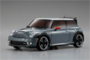 MR-03N-HM BCS MINI COOPER S JCW GP Grey (Kyosho, 32706GR-B)