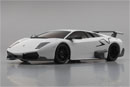 MR-03W-MM BCS Murcielago LP670 White (Kyosho, 32811W-B)