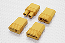 Переходник XT60 Multi-Plug Adapter Set (T-Connector/EC3/TRX/Tamiya) (258000081)