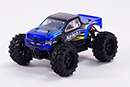 HSP Knight Off-road Truck 4WD 1:18 EP (Blue RTR Version) (HSP94806 Blue)