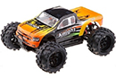 HSP Knight Off-Road Truck 4WD 1:18 EP (Fire RTR Version) (HSP94806 Fire)