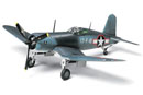 1:72 Американский Vought F4U-1U-1 Bird Cage Corsair  (Tamiya, 60774)