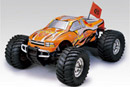 ThunderTiger MTA-4 S28 MONSTER TRUCK 1/8 ДВС Оrange (6228-F102)