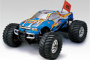 ThunderTiger MTA-4 S28 MONSTER TRUCK 1/8 ДВС Blue (6228-F101)