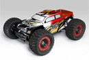 ThunderTiger MT-4 G3, 1/8, электро, L=532mm, Red (ThunderTiger, 6401-F101)