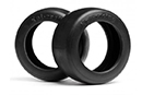 Шины 1:10 - VINTAGE SLICK RACING TIRE D COMPOUND, 31мм, 2шт. (HPI Racing, HPI4792)