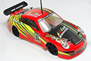HSP Magician Touring Car 4WD 1:18 EP (Red RTR Version) (HSP94802 Red)