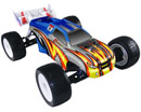 ACME Racing Truggy Dominator Brushless 4WD 1/8 2.4Ghz Blue (A2018T-1)