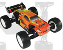 ACME Racing Truggy Dominator Brushless 4WD 1/8 2.4Ghz Red (A2018T-2)
