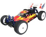 ACME Racing Buggy Warrior Nitro 4WD 1/8 2.4Ghz (A3015T-EL)