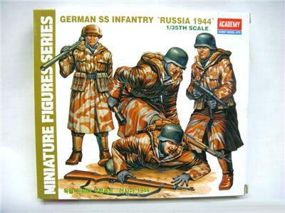 academy 1:35 Немецкая пехота в наступлении (Academy, 1378)