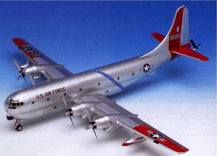 academy 1:72 KC-97L (Academy, 1606)