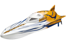 Спортивный катер Alligator Speedboat ARTR 26CC, L=1300mm (Ansmann, 321000080)